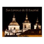 Monasterio de San Lorenzo de El Escorial, España Postal