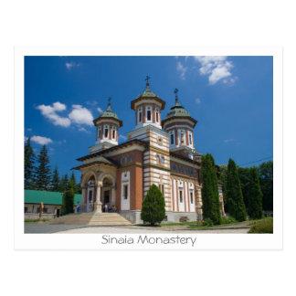 Monasterio de Sinaia Postales