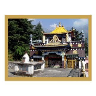Monasterio de Zilnon Kagyeling Nyingma Postal