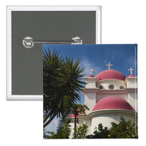 Monasterio ortodoxo griego pin