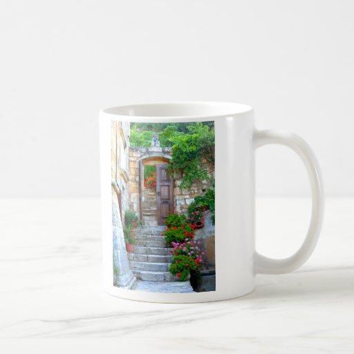 Monastery 3 coffee mugs