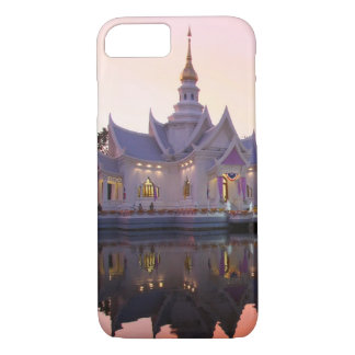 Monastery by the lake iPhone 7 case