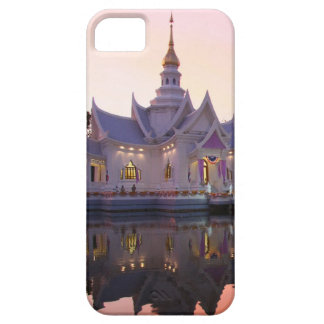 Monastery by the lake iPhone SE/5/5s case
