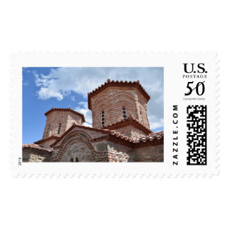 Monastery/Church in Greece Postage