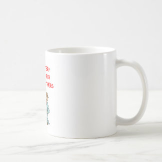 MONASTERY CLASSIC WHITE COFFEE MUG