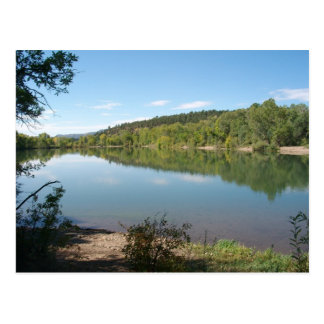 Monastery Lake, Pecos Wilderness, New Mexico Postcard