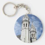 Monastery of Hieronymites, Lisbon, Portugal Basic Round Button Keychain