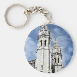 Monastery of Hieronymites, Lisbon, Portugal Key Chain