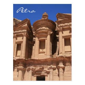 monastery petra post cards
