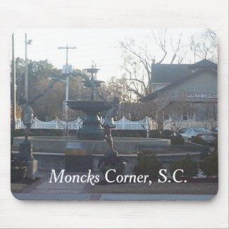 Moncks Corner, S.C. Mousepad