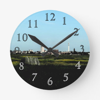 Moncton NB Wall Clock