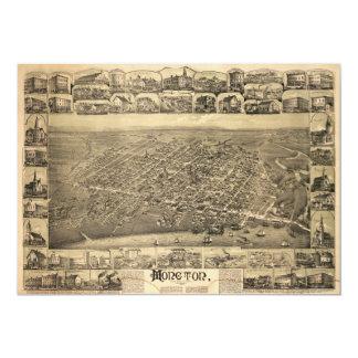 Moncton New Brunswick Canada (1888) Card