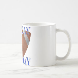 Monday and Sunday night Football Coffee Mug