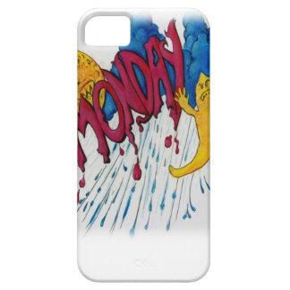 Monday! iPhone SE/5/5s Case