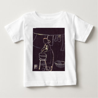 Monday is washday baby T-Shirt
