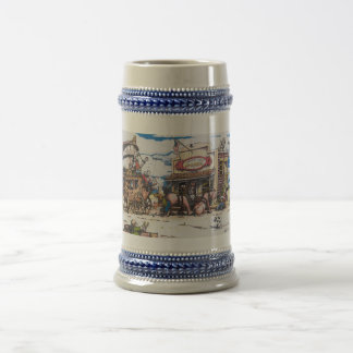 Monday Morning Stage Co, Beer Stein