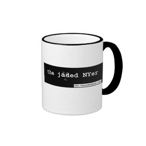 Monday Musings Ringer Coffee Mug