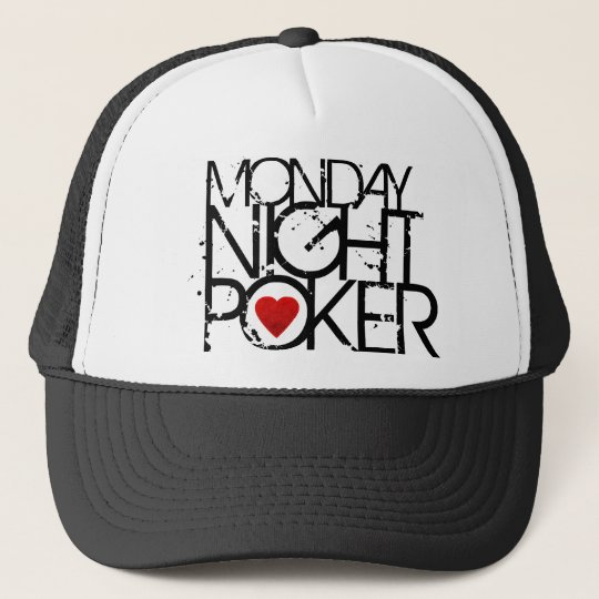 Monday Night Poker Trucker Hat