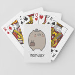 Monday Playing Cards