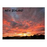 Monday Sunrise Post Card