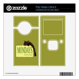 Mondays Should be Illegal Flip Ultra II Skins