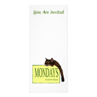 Mondays Should be Illegal Invites
