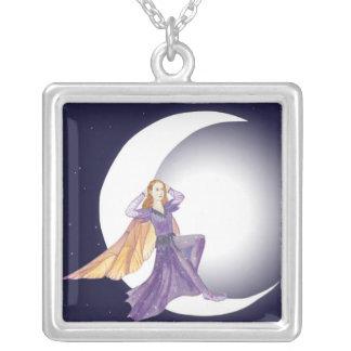 Mondfee - moon fairy pendant