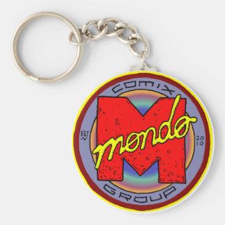 Mondo Keychain