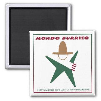 Mondo Magnet square