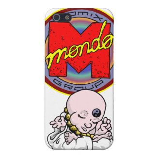 Mondo Monk V4 Cover For iPhone 5/5S