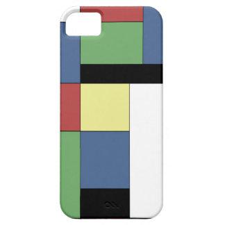 Mondrian #11 iPhone SE/5/5s case