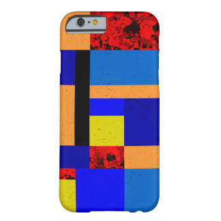 Mondrian #3 barely there iPhone 6 case