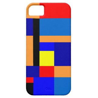 Mondrian #5 iPhone SE/5/5s case