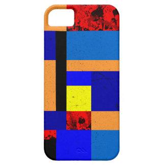 Mondrian #6 iPhone SE/5/5s case
