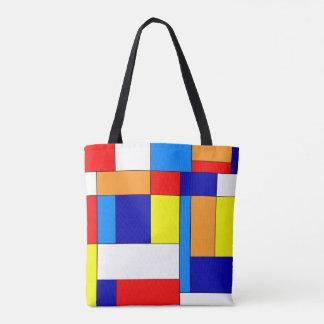 Mondrian #8 tote bag