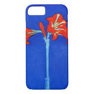 Mondrian Amaryllis iPhone 7 case