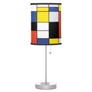 Mondrian - Composition A Lamp