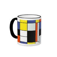 Mondrian - Composition A Mug