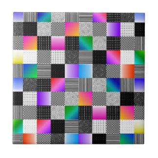 Mondrian Couture Tile