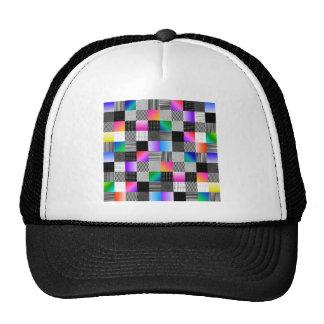 Mondrian Couture Trucker Hat