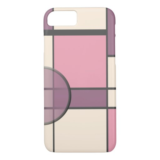 Mondrian goes Pasta iPhone 8/7 Case