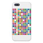 Mondrian iPhone 5 Fundas