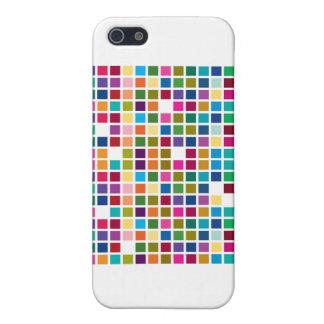 Mondrian iPhone 5/5S Covers