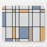 Mondrian moderno mouse pads