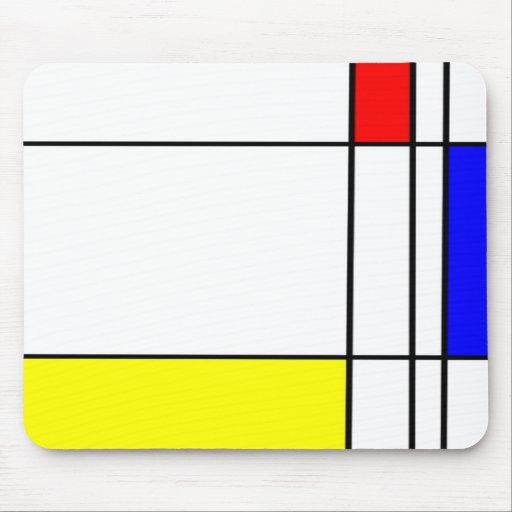 Mondrian Mousepad