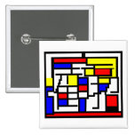 Mondrian Pins