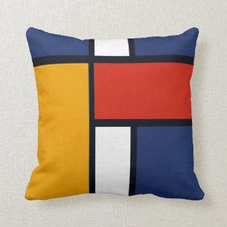 Mondrian Throw Pillows