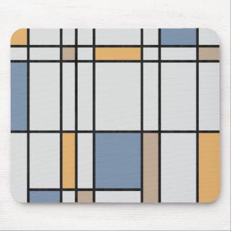 Mondrian's Modern Mouse Pad