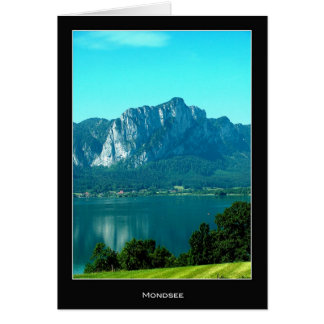 Mondsee-Austria Card