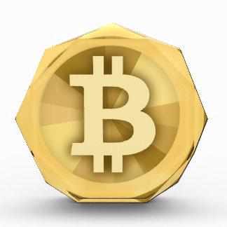 Moneda anónima BTC de DIGITAL del DINERO de BITCOI
